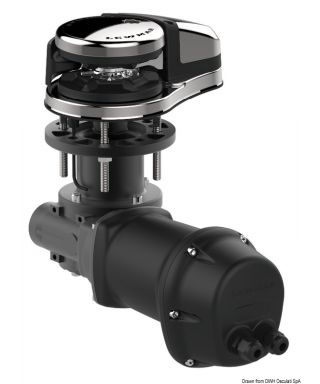 Guindeau VX1 bas 12V 300W 6/7 mm bout 12-16mm