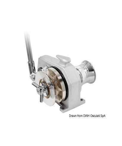 Treuil manuel Italwinch Giglio barbotin 8mm Charge de travail 300kg