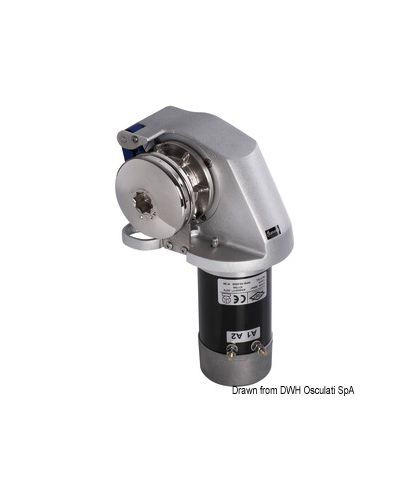 Treuil Italwinch Obi 700W 12V sans cloche barbotin 6mm