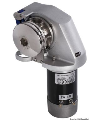 Treuil Italwinch Obi 1500W 24V avec cloche barbotin 8mm