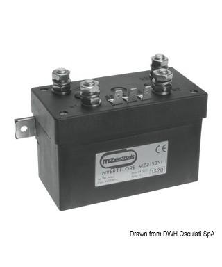 Inverseur pour moteurs bipolaires 80A 12V
