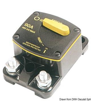 Coupe-circuit extérieur 70A pour guindeaux et hélices