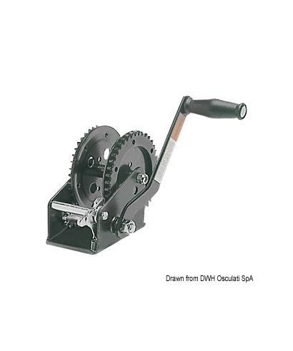 Treuil SPX Dual Drive Traction maxi 723 kg
