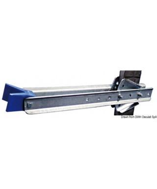 Support d'étrave réglable universel Longueur 645 mm