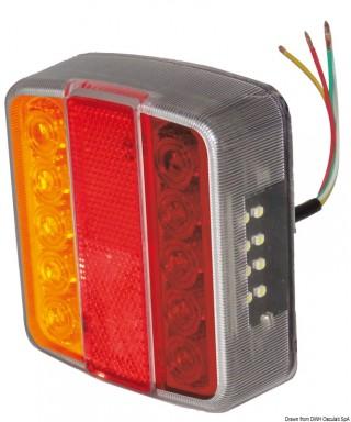 Feu à LED arrière D/G à 4 lampes