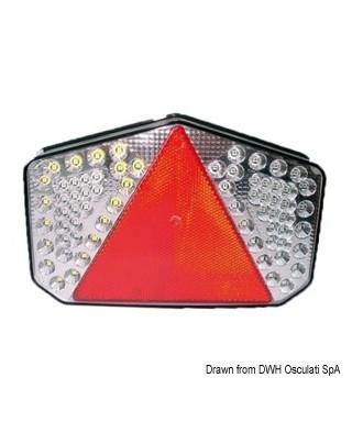 Feu à LED arrière droit