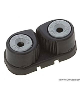 Coinceur fibre de carbone pour écoutes 3/8 mm