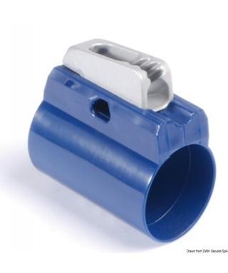 Coinceur clamcleat CL 244 alu pour écoutes 3-6mm pour bôme de surf