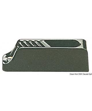 Coinceur clamcleat CL 231 nylon pour écoutes 4-8mm avec cavalier