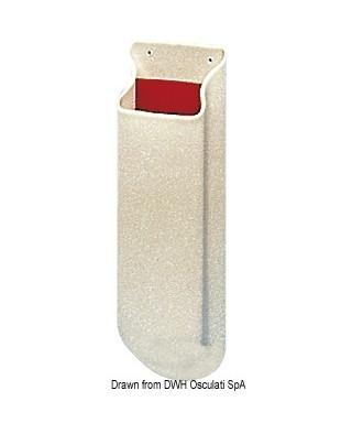 Etui pour manivelle winch PVC souple Longueur 290mm