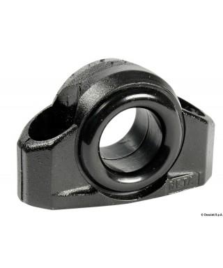 Filoir en nylon noir pour dériveurs 9 mm