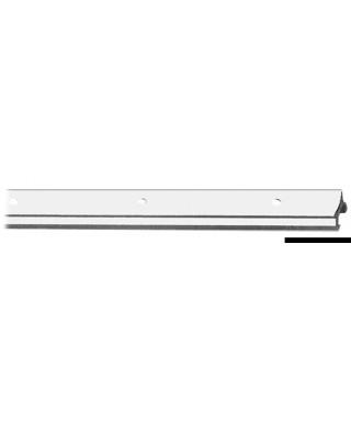 Rail aluminium anodisé 25x16mm 2m