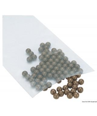 100 Sphères en Torlon 2 diamètre 7,8mm