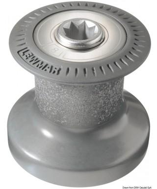 LEWMAR Ocean 1 speed winch Standard 8 base 108mm