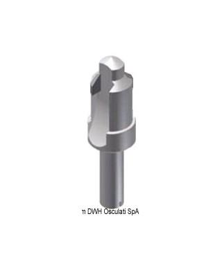 Clip System pour faire un trou diamètre 16,8 mm