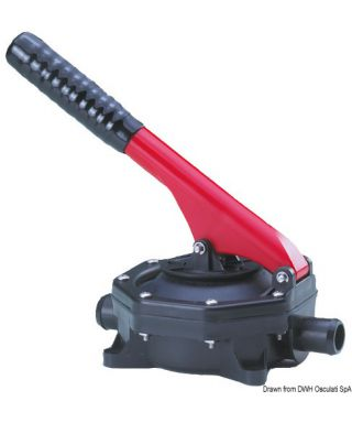 Pompe manuelle levier fixe Embout mm