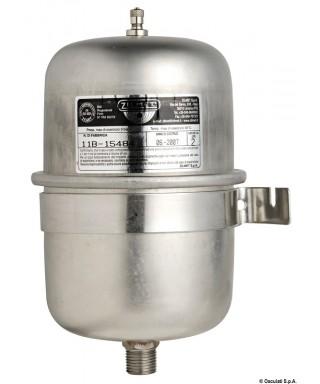 Vase d'expansion pour autoclaves et chauffe eau 2 L