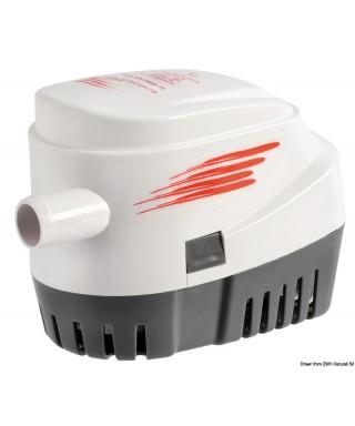 Pompe automatique Europump II G750 12V Débit 48 L/m