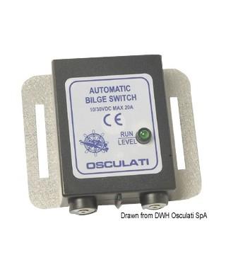 Contacteur automatique électronique pour pompe de cale tous types