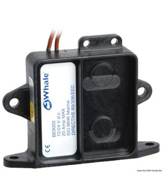 Interrupteur électronique automatique Whale 12/24V blister