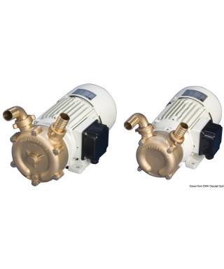 Pompe fond de cale bronze professionelle 120 L/min