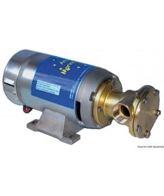 Pompe de cale auto-amorçable 24V 80 L/min