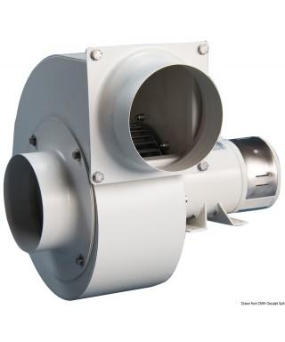 Ventilateur centrifuge 24V 550W 28A Rotation LD Débit 24 m3/min