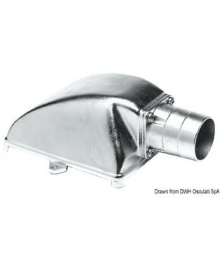 Crépine horizontal Inox 316 diamètre 25 mm