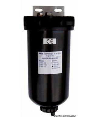 """Pré-filtre décanteur 3/8"""" 120 micron"""