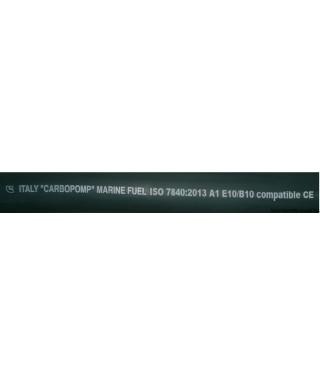Tuyau lisse pour carburant classe A1 19 x 29 mm