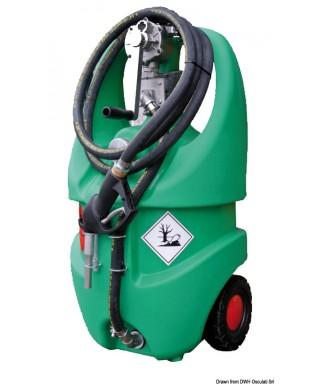 Conteneur pour essence 55 L avec roues homologué ADR