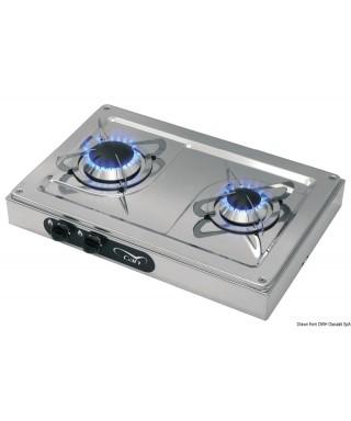 Plaque de cuisson externe 2 feux
