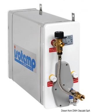 Chauffe-eau ISOTEMP Indel Webasto Marine 16 L 750W