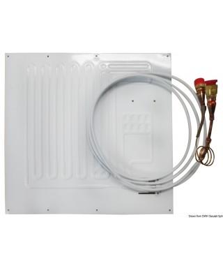 Evaporateur A plaque max 150 L réfrigérateur