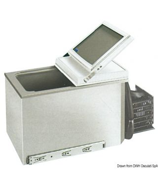 Réfrigérateur ISOTHERM BI29 inox 29 L 12/24V