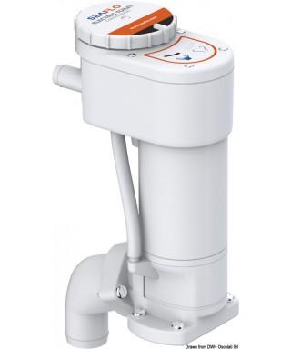Kit de conversion manuel à électrique pour WC