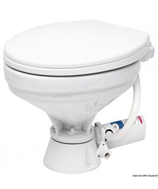 WC électrique couvette grande plastique 24V