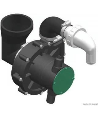 Pompe de rechange pour WC Slim 24V