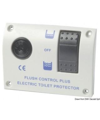 Tableau commande électronique universel pour WC électriques 24V