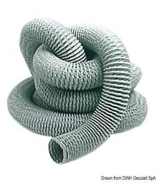Tuyau flexible pour air diamètre 75 mm x 12 m