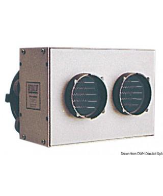 Radiateur centralisé HEATER CRAFT 28000 BTU/h 12V