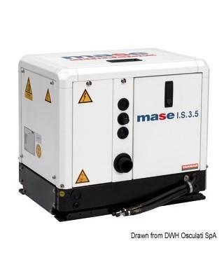 Générateur MASE ligne IS 3.5 3 kW
