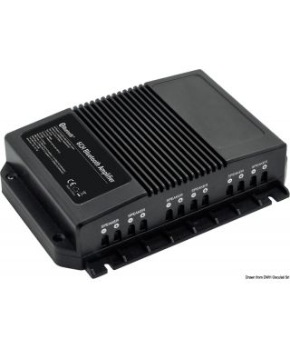 Bluetooth amplifier 4 channels 2 subwoofers W RMS 4x30 + 2x60