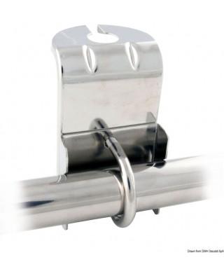 Base pour pulpit Glomex V918 pour tubesde 22/30 mm