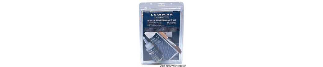 Articles LEWMAR pour la maintenance périodique