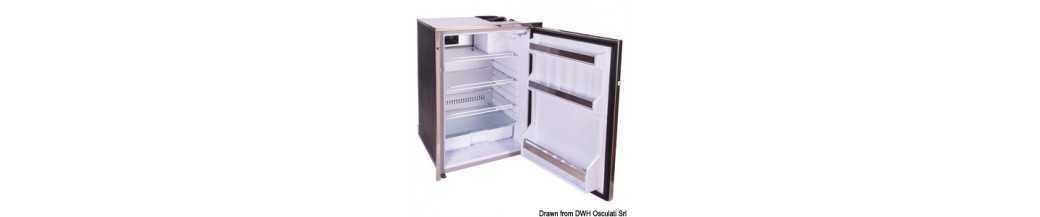 Réfrigérateur ISOTHERM frontal Inox de 130 litres
