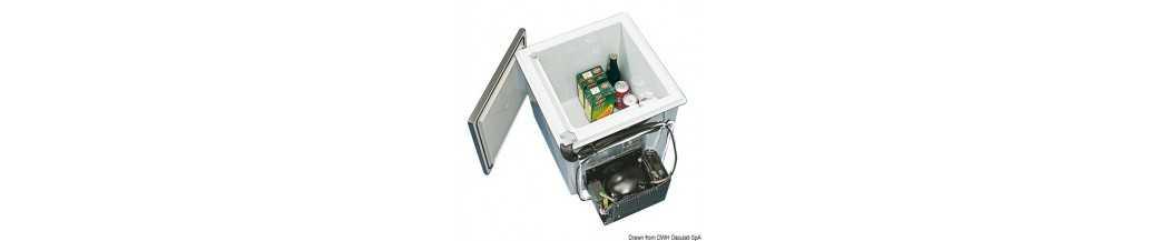 Réfrigérateur/congélateur de type bahut ISOTHERM