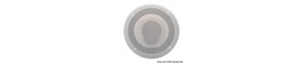 Haut-parleurs 3 voies pour montage interne ou externe