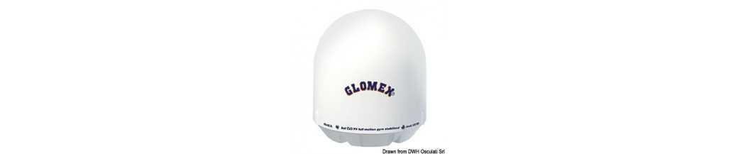 Radôme de rechange GLOMEX