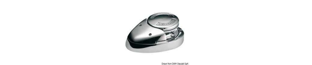 Guindeau LEWMAR V4 barbotin seul/barbotin et tambour 1600 W et 2000 W